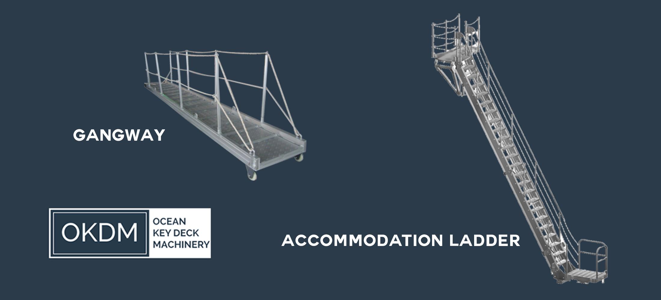 Accommodatıon Ladder & Gangway